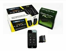 Remote Start With Key Bypass and GPS Tracking Mobile App A4 ADS-ACLA G3