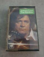 Vintage Johnny Cash The Rambler Cassette Tape Music CBS