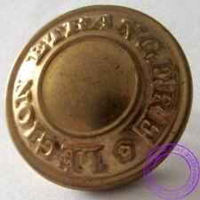 Bouton de la Légion Etrangère diamètre 23 mm en laiton S.B.C, uniforme militaire