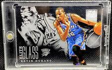Kevin Durant 2012-13 Panini Elite GLASS Series #4 Oklahoma City Thunder