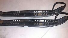 1997 skidoo mach 1 700 triple ski doo pair skis plastic metal hybrid
