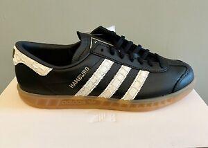 Adidas Originals Hamburg 'Fish Market' Mens Trainers EF5674 Brand New UK 10