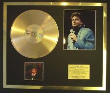 BARRY MANILOW CD PHOTO PIC GOLD DISC FREE P+P
