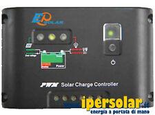 REGOLATORE DI CARICA  EP SOLAR 10A pannello solare