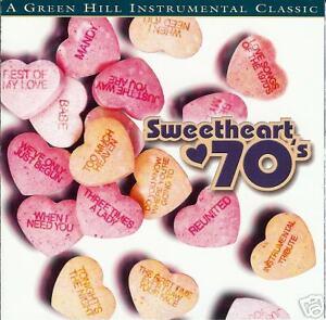 Sweetheart 70's - Produced By Jack Jezzro