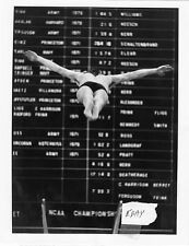 Diver barechested VINTAGE Photo XX1  01 Olympic Games In MontrealCanada 1976