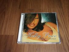 Kelly Price - Soul of a Woman CD 1998 Island Records HIRIAM HICKS RONALD ISLEY