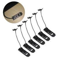 2Pcs SUP Fins Clip Plastic Fin Lock Fin Buckle Plug Water Sports Fittings
