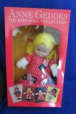 Anne Geddes Doll Stephanie New in Box