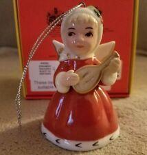 Royal Doulton Nostalgic Angel Porcelain Christmas Ornament New in Box
