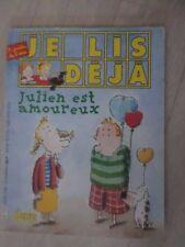Je lis déjà 78 Julien est amoureux