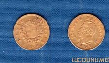 Italie - 10 Lire 1863 T Turin (2) Vittorio Emanuele II - Italia