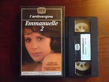 Emmanuelle - L'antivergine (Sylvia Kristel, Umberto Orsini) - VHS ed. RCV rara