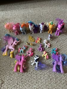 Assorted My Little Pony Figures.  22 In Total.