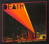Death - ...For The Whole World To See - New Sealed Vinyl LP Album