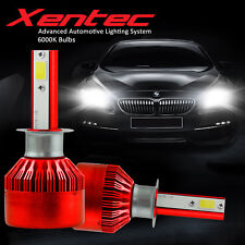 Xentec LED Headlight High Beam Kit 9005 HB3 6000K for Lexus IS300 IS250 IS350