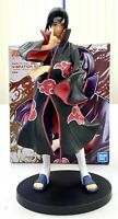 Banpresto Naruto Shippuden Anime Vibration Star Figure Toy Uchiha Itachi BP16195