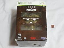 NEW Aliens Vs. Predator HUNTER EDITION XBox 360 Game SEALED alien avp US NTSC