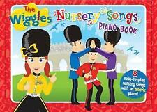 The Wiggles: Nursery Songs Piano Book by Bonnier Publishing Australia (Board book, 2017)