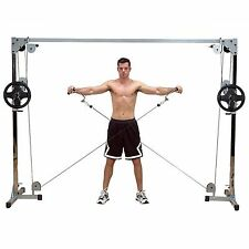 Body Solid Powerline Dual Cable Crossover Machine PCCO-90X BACK IN STOCK 6/24