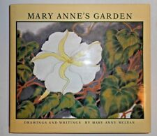 Mary Anne's Garden by Anne McLean (1987, Hardcover)