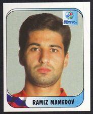 "EURO 96 STICKER - RUSSIA ""RAMIZ MAMEDOV"" No 228 BY MERLIN"