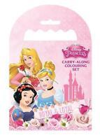 Disney Prinzessin Mini Sketch Buch Set Sticker Malen Partytüten Füllung Geschenk