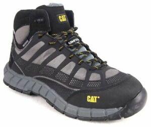 60% OFF-- Caterpillar Men's Streamline Mid Composite Toe Waterproof Safety Boots