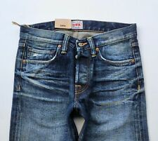 EDWIN ED-47 REGULAR, RED SELVAGE, BLUE OILER WASH 14oz, W34 L32