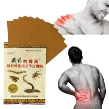 Parches alivio dolor muscular 24 Pcs Remedio Natural Chino espalda lumbago brazo