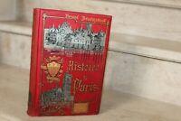 Fernand Bournon - Histoire de Paris (1888) gravures