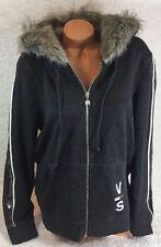 Victorias Secret Supermodel Faux Fur Hoodie Size XL