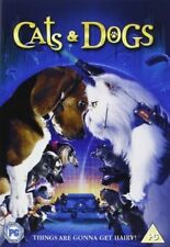 Cats and Dogs 7321900212533 DVD Region 2