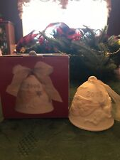 2006 Lladro Porcelain Christmas Bell in original Packaging - Excellent Condition