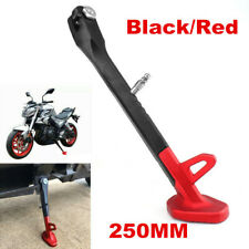 Universal Motorcycle Kickstand Side Stand Leg Prop Non-slip Safety Side Support