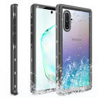 For Samsung Galaxy Note 20 Ultra/10+ Waterproof Case Built-in Screen Protector