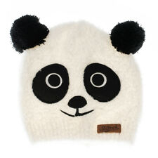 Childrens Girls Boy Saltrock panda Beanie Hat winter Christmas Birthday present