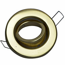 LAMPADINA DA INCASSO FARETTO DA INCASSO GU10 E14 E27 ARTICOLO 6302-005