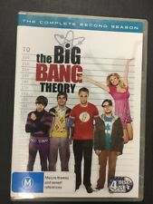 The Big Bang Theory Complete Second Season - 4  DISC DVD Set - Region 4