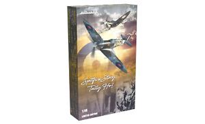 Eduard 11146 SPITFIRE STORY: Tally ho! DUAL COMBO 1/48 Model Kit