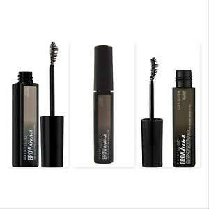 MAYBELLINE Brow Drama 12hr Sculpting Mascara 7.6ml - CHOOSE - NEW