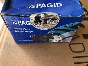 BRAND NEW GENUINE PAGID T1390 FRONT BRAKE PAD SET FOR PRIMSTAR/VIVARO/TRAFFIC