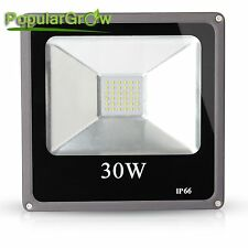 30W utra thin  Led Flutlicht Fluter 6500K Outdoor Security flood lights lamp