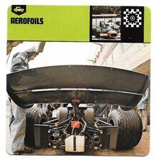 1978 Edito-Service Aerofoils Card