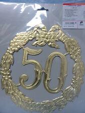 Staufen * Festliche Zahl - 50 * Gold  * Jubiläumsziffer * 4004158701105