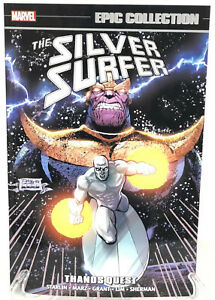 Silver Surfer Epic Collection Vol 6 Thanos Quest Marvel New TPB Paperback