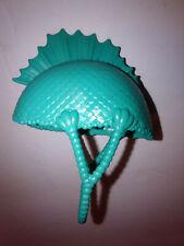 Lagoona Blue Roller Maze Light Turquoise Dorsal Fin Helmet Monster High