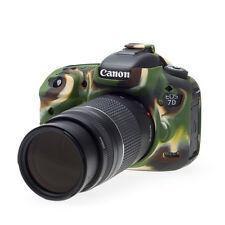 easyCover canon 7D mark II EA-ECC7D2C Camera Case Camo Silicone FREE SHIPPING