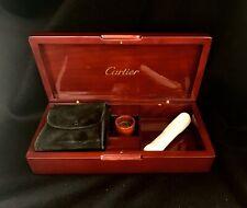 Cartier Rosewood Box