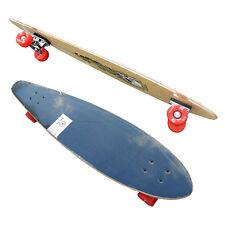 "Brand New Global Long Wooden Skateboard 42 ""  Inch /106 cm Long"